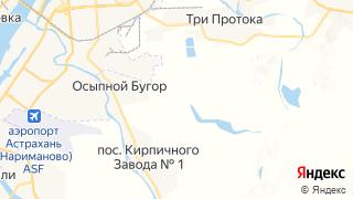 Карта автосервисов Астрахани