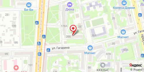 Рыбико (Rybiko), Гагарина ул., д. 28 В (ТД Радуга)
