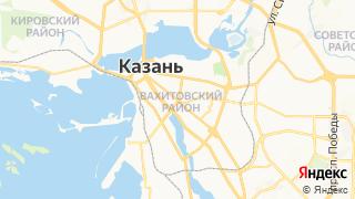 Карта автосервисов Казани