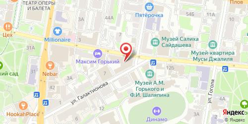 Тинькофф (Tinkoff), Горького ул., д. 8/9