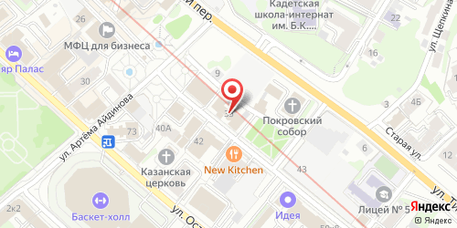 Piazza Fontana, Петербургская ул., д. 37