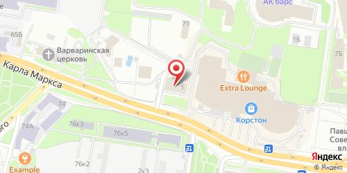 Evoo, Казань, Ершова ул., 1А (Корстон)