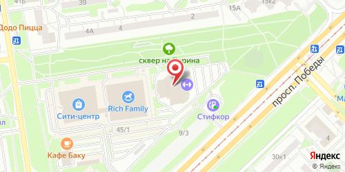 Ял, Казань, Парина ул., 1