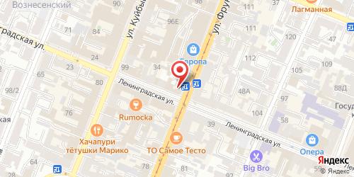 Кипятокъ, Самара, Ленинградская, 40