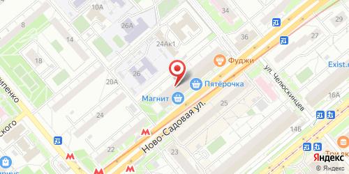 Го, Самара, Ново-Садовая, 24