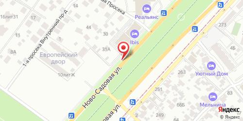 Токио Суши, Самара, Ново-Садовая,
