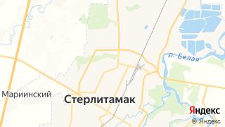 Карта автосервисов Стерлитамака