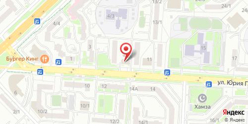 5 оборотов (5 oborotov), Юрия Гагарина ул., д. 7