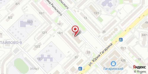Москва, Уфа, Максима Рыльского ул., 14