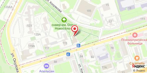 Brasserie & biscotti, Петропавловская ул., д. 113