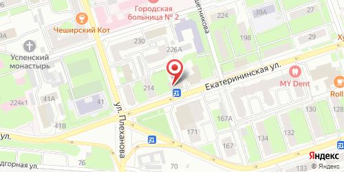 Охотничий (Okhotnichij), Кирова ул., д. 200