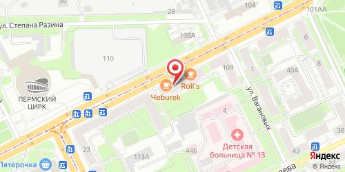 БАУНТИ, 614060, Пермь, Уральская ул., 111