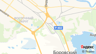 Карта автосервисов Тюмень