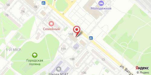 Сиеста (Siyesta), Ватутина ул., д. 11 В
