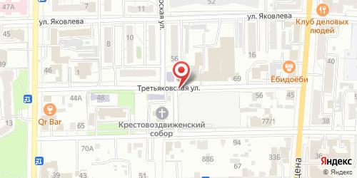 Ваш повар, сеть столовых, Третьяковская, 96