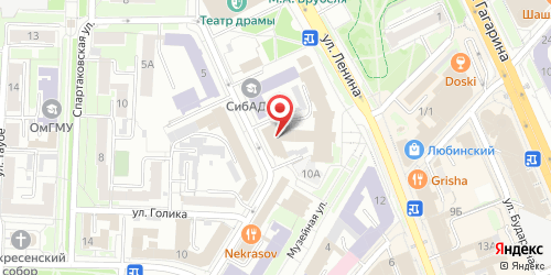 Версаль (Versal'), Петра Некрасова ул., д. 6