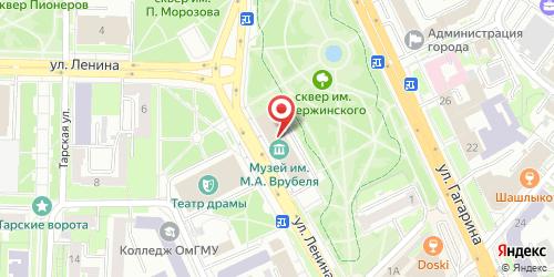 XXI ВЕК (XXI Vek), Ленина ул., д. 3