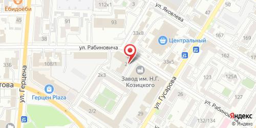 Сбарро, ресторан быстрого питания, Чернышевского, 2 к9
