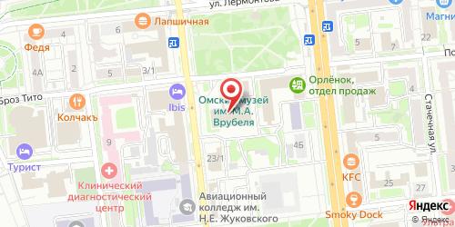 Бамбуши (Bambushi), Ленина ул., д. 23а, корп. 1