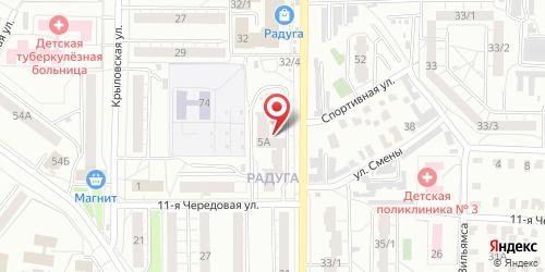 Фея (Feya), Чередовая 11-я ул., д. 5а