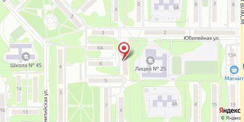 Бородино (Borodino), Олимпийская ул., д. 3а