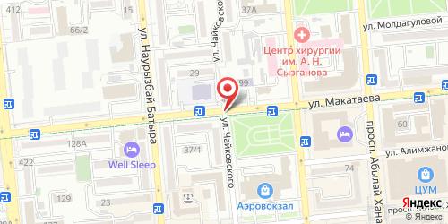 Опера караоке клуб /Opera karaoke club, ул. Макатаева, 126, уг. ул. Наурызбай батыра