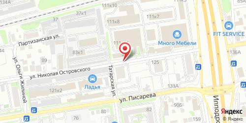 Флауэр, кафе, Островского, 111 к5