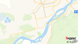 Карта автосервисов Бийска