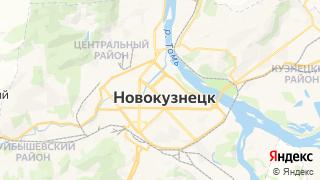 Карта автосервисов Новокузнецка