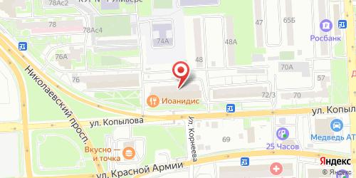 Заповедное (Zapovednoe), Копылова ул., д. 74