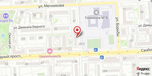 Кувертюр, Красномосковская ул., д. 25