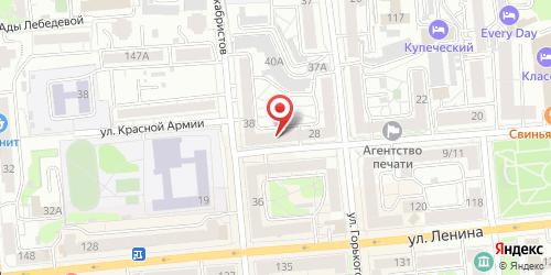 Лапландия, Красной армии ул., д. 28
