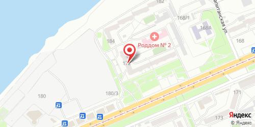 Гон Конг, Красноярский рабочий пр-т, д. 172