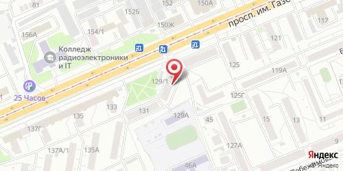 Траектория (Trayektoriya), Красноярский рабочий пр-т, д. 129