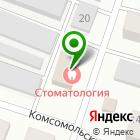 Местоположение компании Байкал ТрансТелеком, ЗАО