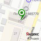 Местоположение компании Бакор