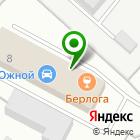 Местоположение компании ТИКО