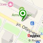 Местоположение компании Магазин фруктов и овощей