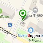 Местоположение компании Киоск по продаже фруктов