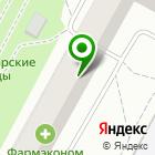 Местоположение компании Городское сберегательное отделение