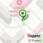 Местоположение компании Счастливчик