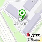 Местоположение компании Ангарский техникум рекламы и промышленных технологий
