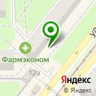Местоположение компании Байкал-Альянс