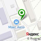 Местоположение компании Детейлинг38