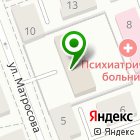 Местоположение компании Мини-гостиница