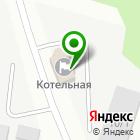 Местоположение компании Шелеховские отопительные котельные