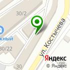 Местоположение компании АзимутСтрой