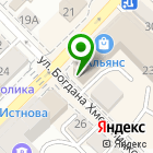 Местоположение компании Восточно-Сибирская ДСКК