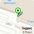 Местоположение компании Сантехкомплект