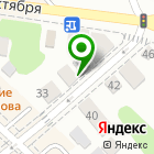 Местоположение компании ФИЛАТ СЕРВИС